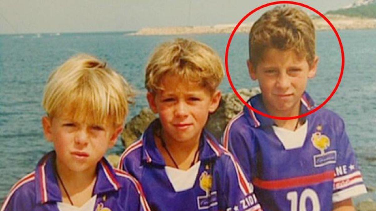 Fotografia më e diskutuar e Hazardit bëhet virale përsëri sot, historia që e lidh me Francën që fëmijë