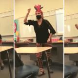 Kërceu në klasë e veshur si indiane, e pëson mësuesja në Kaliforni