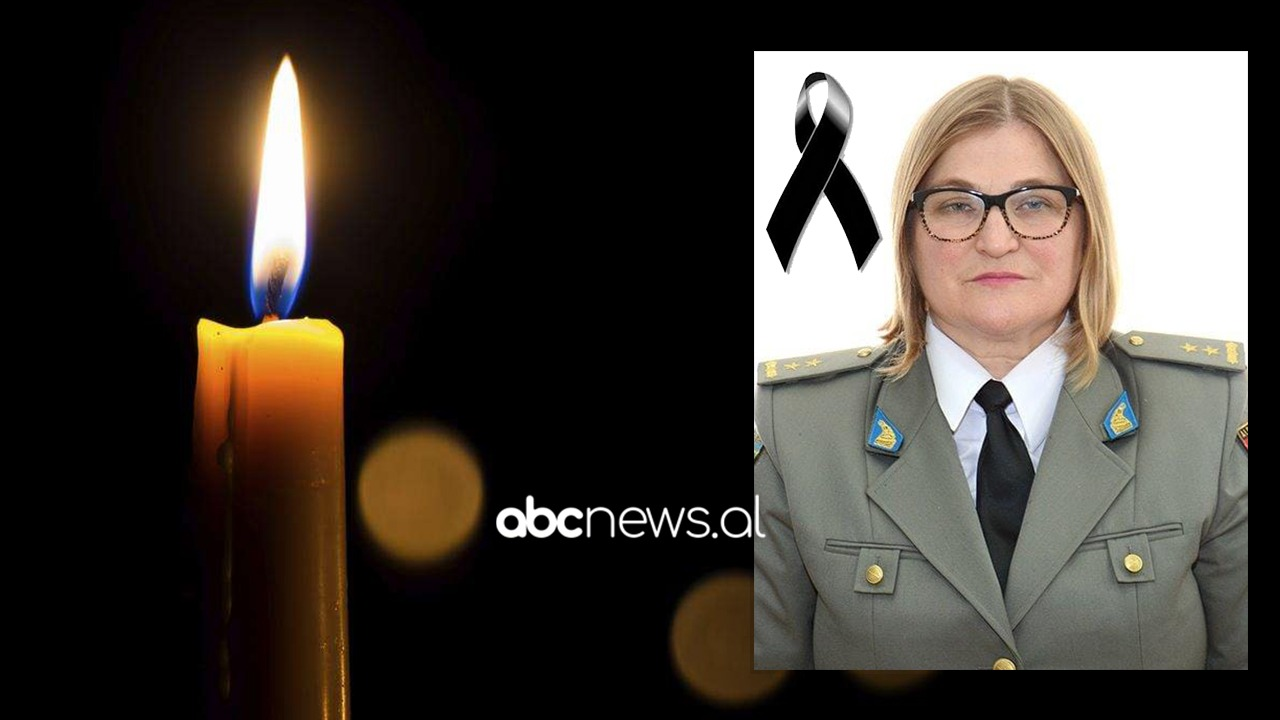 Prej 26 vitesh pjesë e Forcave të Armatosura, ndahet nga jeta nënkolonelja, Peleshi: Ngushëllime familjes