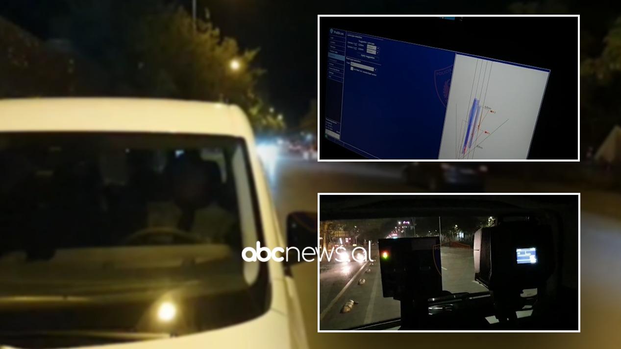 """Policia u bën """"pritë"""" shoferëve me makinën inteligjente, gjoba """"shkon"""" para tyre në shtëpi"""