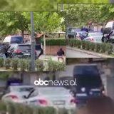 """""""Dy fuoristrada breshëri ndaj policisë në Elbasan"""", skena e filmit trondit qytetarët"""