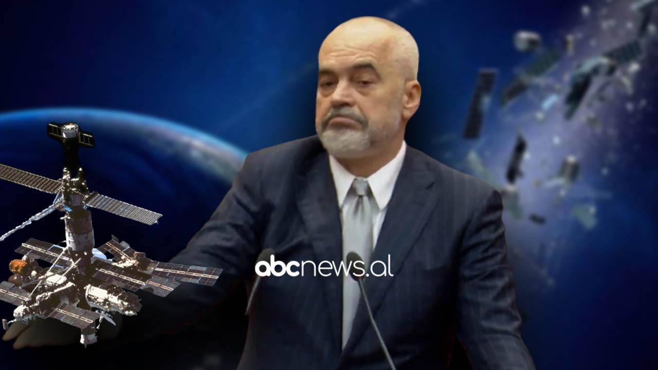 """Shqipëria, vendi i parë në rajon qe do të çojë satelitë në orbitë, kush janë shtetet që """"sundojnë"""" hapësirën"""