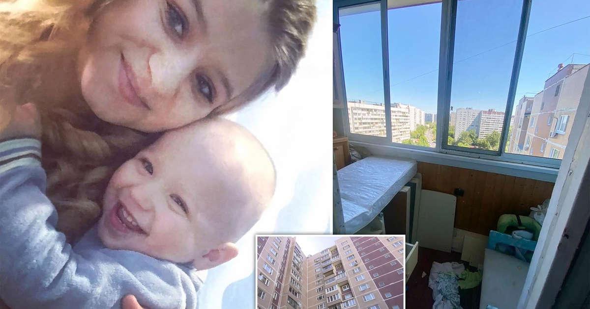 Tronditet Moska, nëna hidhet nga kati i 19-të me dy fëmijët e saj