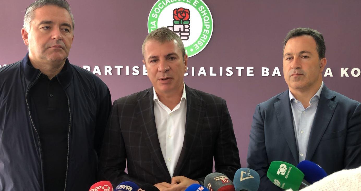 Peleshi rikonfirmohet në krye të socialistëve të Korçës: Punë të mbarë shokut Gjiknuri dhe Klosi
