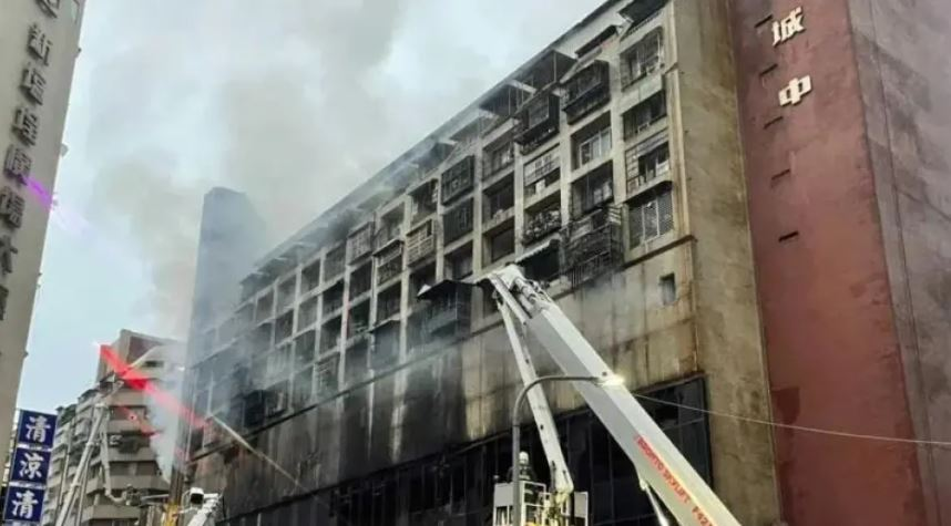 Zjarr në një ndërtesë në Tajvan, 46 viktima dhe 41 të lënduar