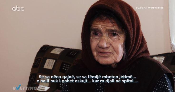 """Aksidentet në punë, nëna e minatorit: """"Im bir ka vuajt si Krishti, askush s'ta sheh hallin"""""""