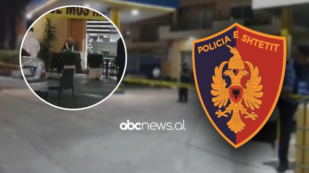 Atentati me 2 të vdekur në Elbasan, policia: Makina qëlloi në lëvizje, njëri vdiq në spital