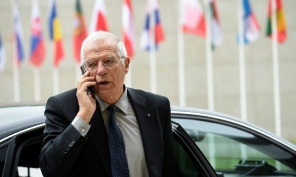 Borell pas vizitës në Washington, fton Kurtin dhe Vuçiçin në Bruksel