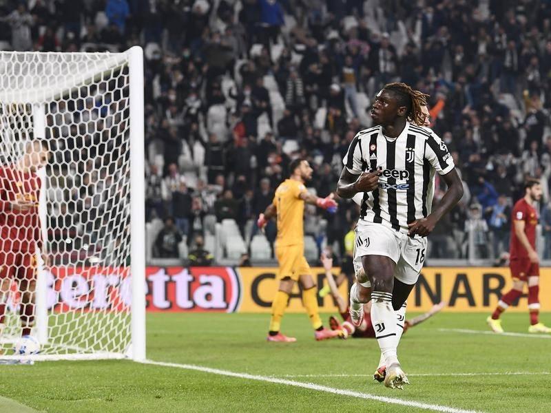 Juventus mposht Romën në Torino, Kean vendimtar - Abc News
