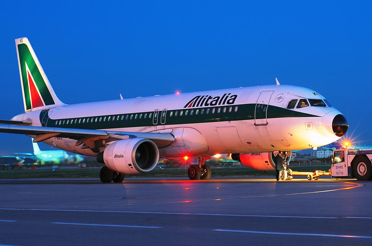 """Falimenton pas 74 vitesh, """"Alitalia"""" bën sonte fluturimin e fundit"""