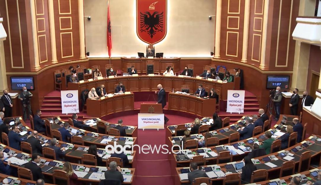 Dakordësi mes PS dhe PD, komisioni hetimor për inceneratorët u hoq nga votimi në Parlament