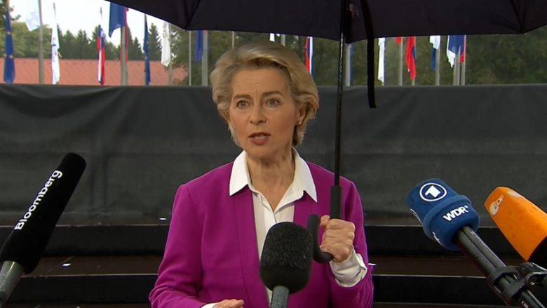 Von der Leyen: Ballkani Perëndimor i takon BE-së