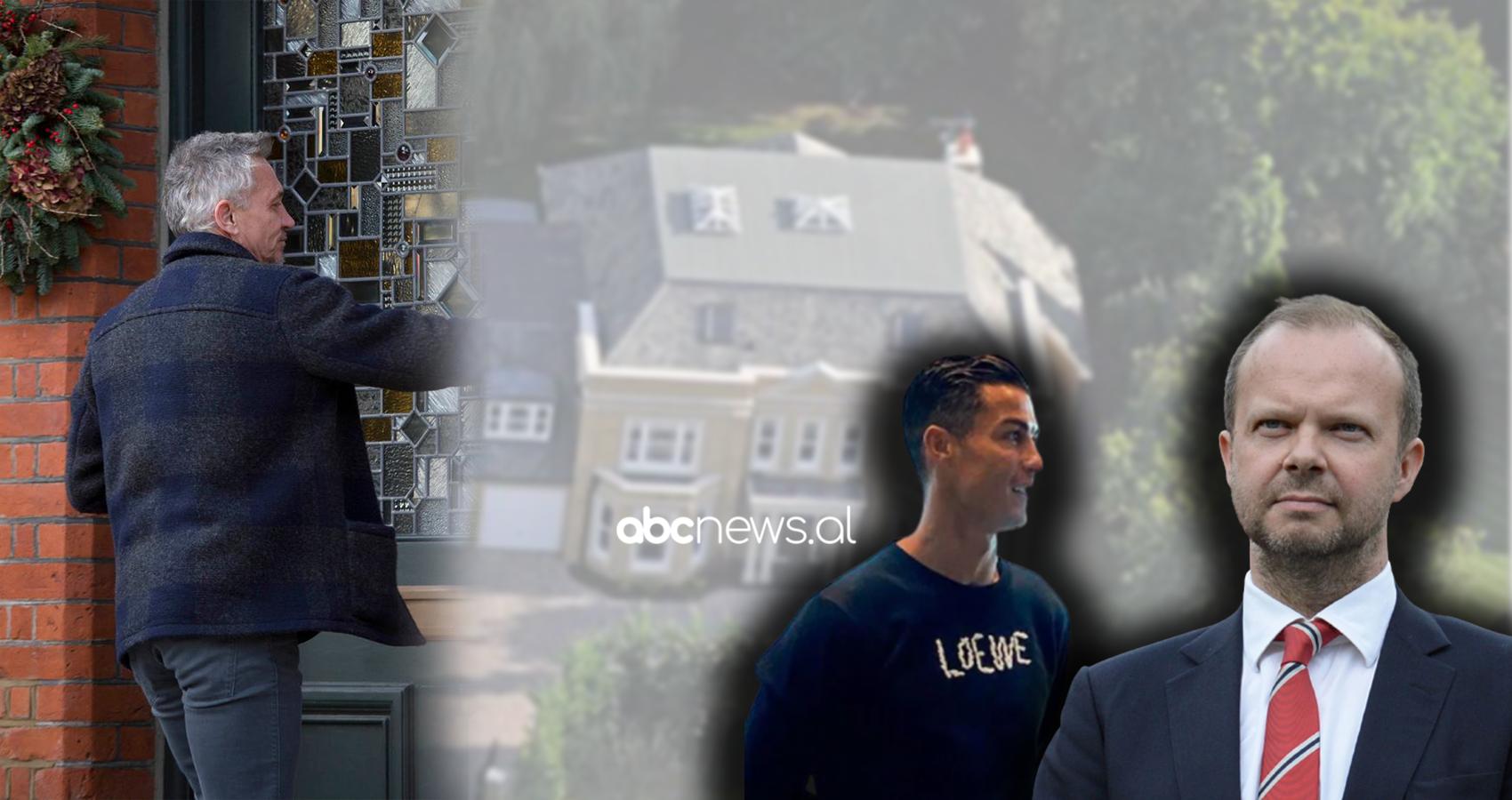 Lineker: United nënshkroi me Cristianon në kopshtin e shtëpisë sime