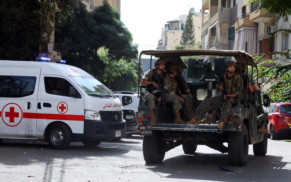 Shpërthime dhe të shtëna në Bejrut, 2 viktima dhe 7 të plagosur