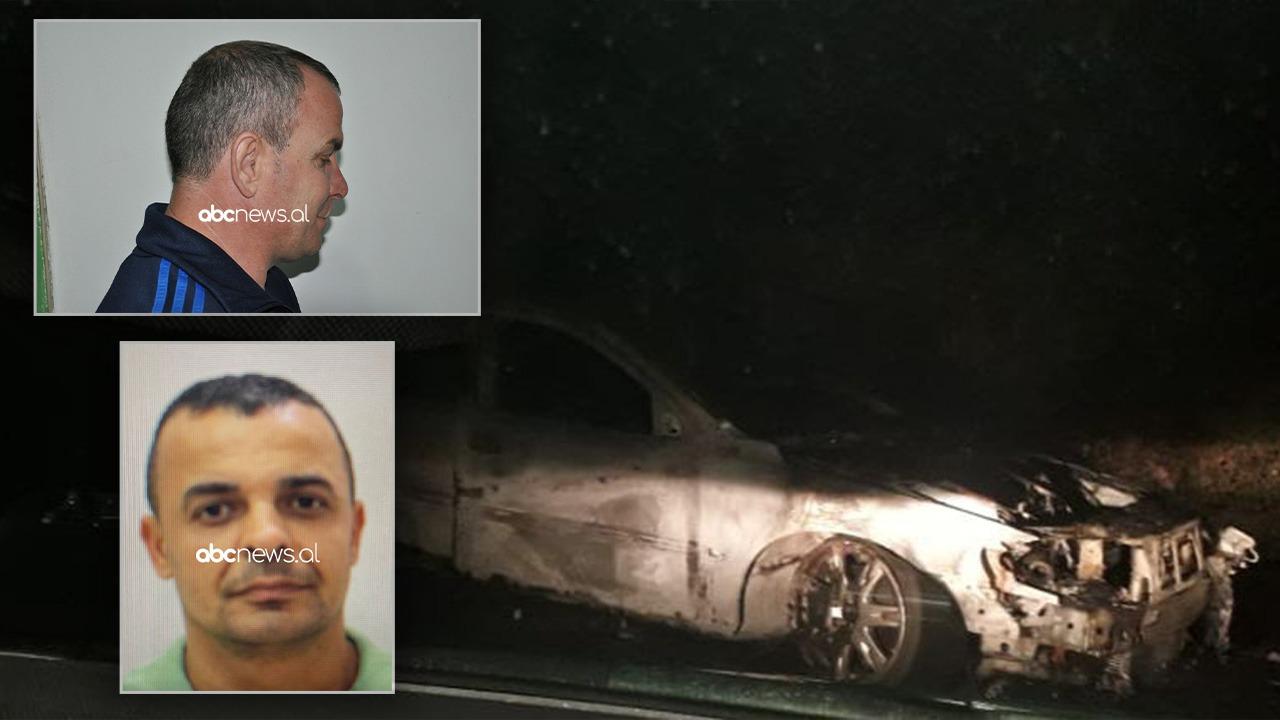 LIVE/ Ekzekutimi i Ardjan Çollakut dhe Lulzim Bitrit, çfarë gjeti policia në makinën e djegur. Artan Hoxha: Si njiheshin viktimat