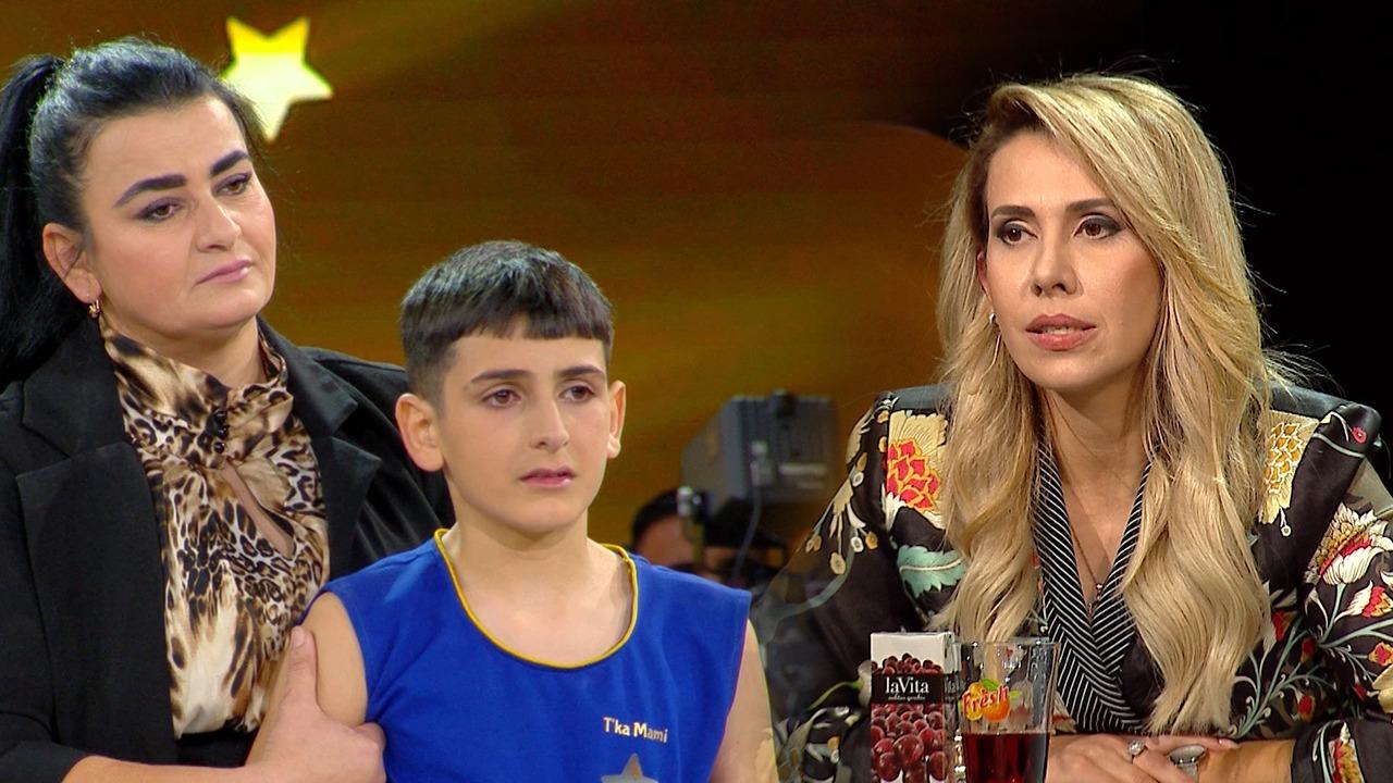 """Eliminohet konkurrenti i dytë nga """"T'ka mami yll"""", Erjona Rusi zbulon pengun e fëmijërisë"""