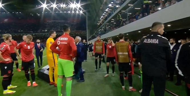 Rifillon ndeshja, arbitri ultimatum për tifozët shqiptarë