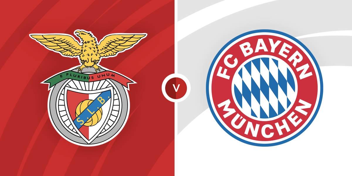 FOTO/ Benfica – Bayern Munich, statisktikat dhe formacionet e mundshme