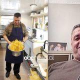 Mjeshtër i patateve të skuqura, shqiptari bëhet i famshëm në Belgjikë