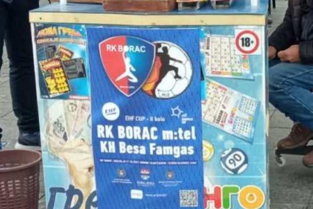 Serbët iu drejtohen tifozëve para ndeshjes me kampionin e Kosovës