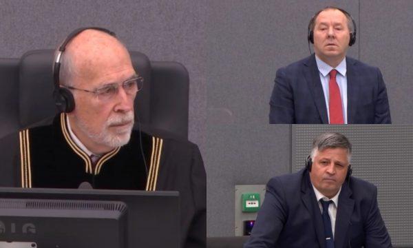 Gucati dhe Haradinaj rideklarohen të pafajshëm, gjykatësi i paralajmëron
