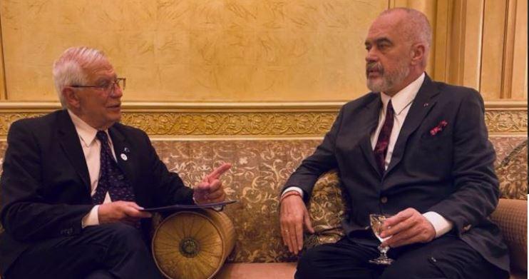 Integrimi, Borell takohet me Ramën: Të ruhet vrulli i reformave, çfarë diskutuam