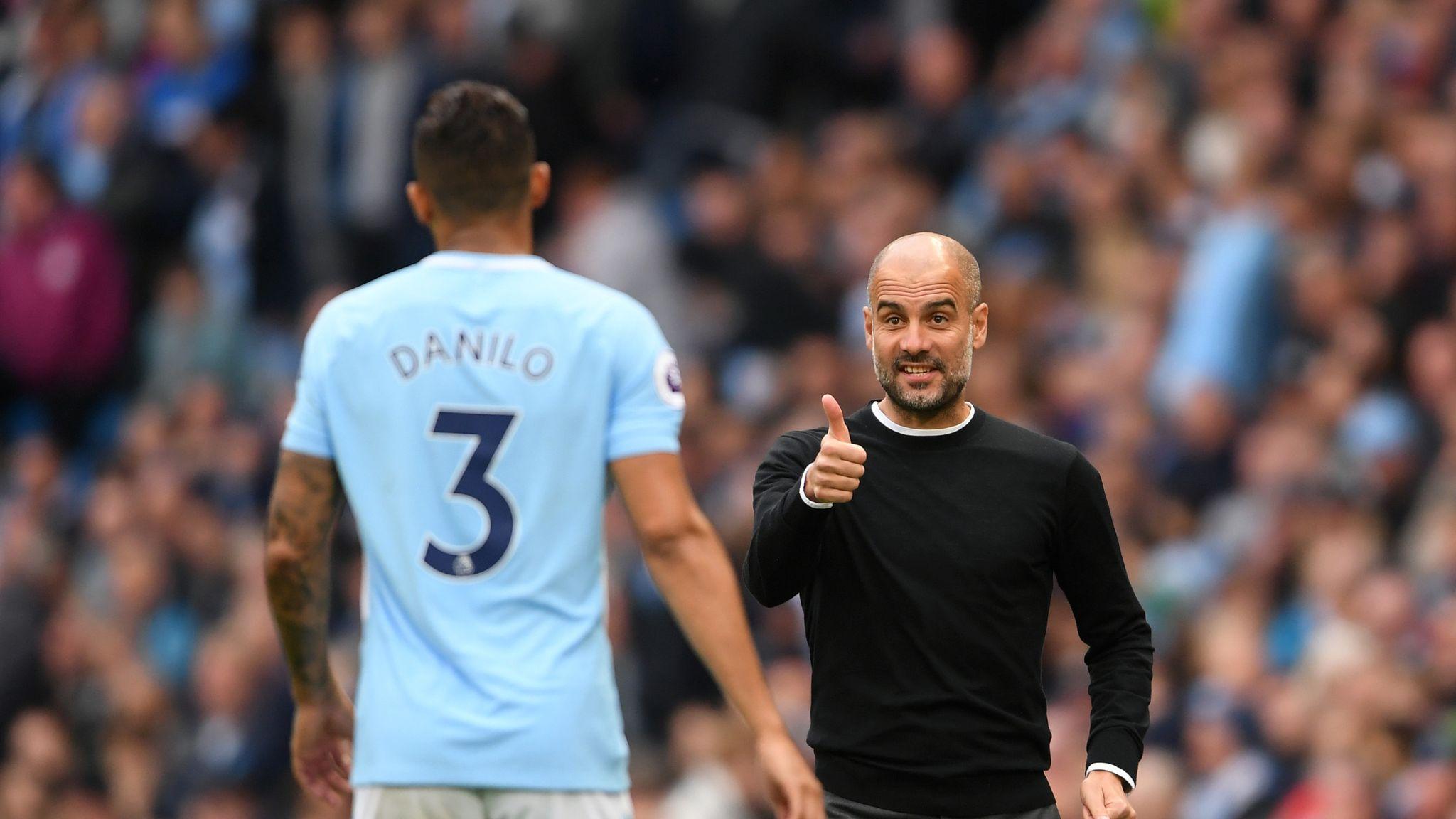 Perla e Danilo: Guardiola edhe nusen në shtrat e vendos si të jetë futbolliste në fushë