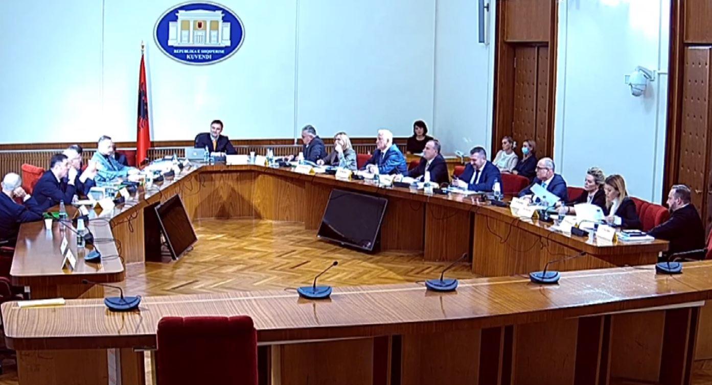 25 prilli/ Debate në komision, PD: PS po pengon punën, të përjashtohet një anëtar