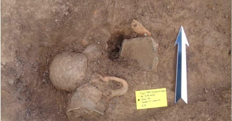 Zbulohet vendbanimi i Epokës së Bronzit në Janinë