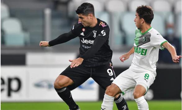 """VIDEO/ Juventus e bën """"baltë"""", Sassuolon i """"bën gjëmën"""" në Allianz Stadium"""