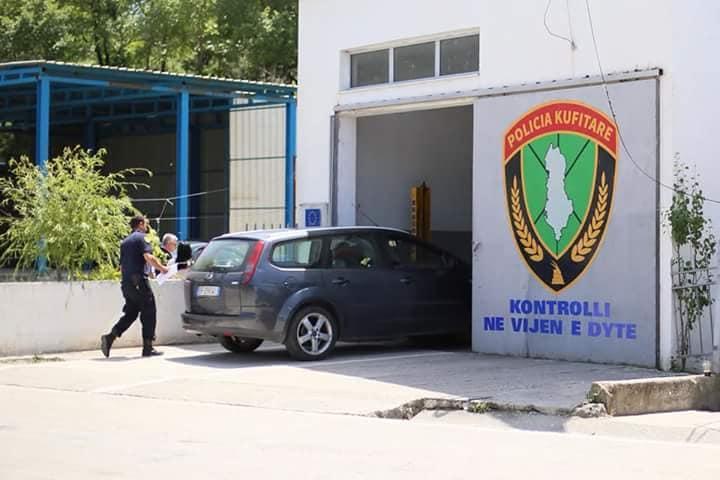 Kapen mbi 20 kg kanabis në Kakavijë, arrestohet i riu nga Gjirokastra, e pësojnë edhe 5 turistë