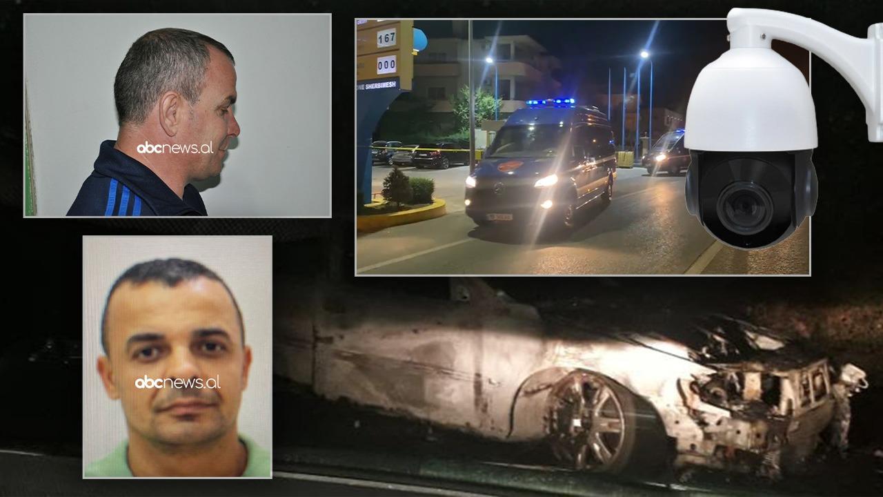 Ekzekutimi i dyfishtë në Elbasan, zbulohet objektivi i autorëve, çfarë kapën kamerat e sigurisë