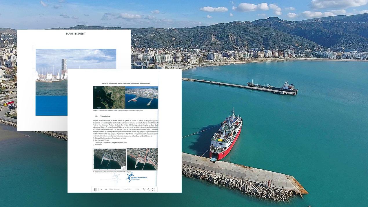 Miratohet koncesioni, kush e mori Portin e Vlorës për 1 euro