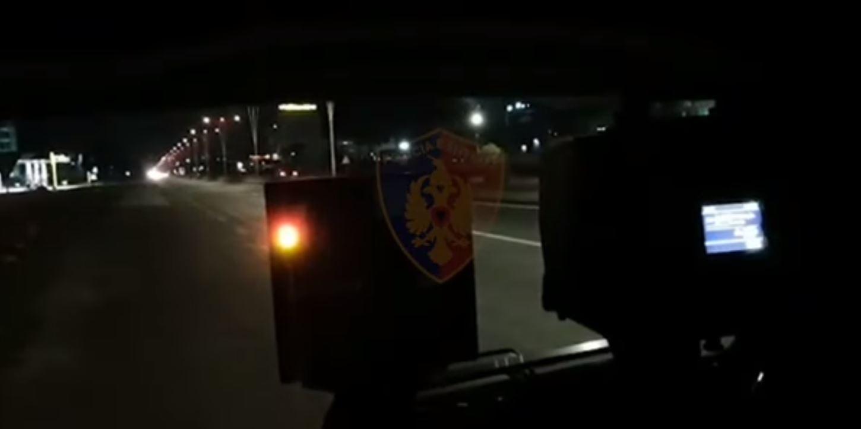 """Kontrollet e policisë në Tiranë, """"makina inteligjente"""" kap qindra shkelje"""