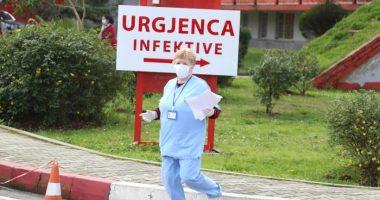 Ulet numri i të infektuarve dhe viktimave nga COVID-19