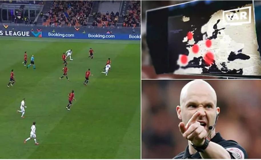 """""""VAR ishte """"fajtor"""", Marca analizon golin e dyshimtë të Mbappe"""
