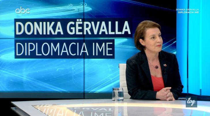 """Gërvalla në ABC: """"Open Ballkan"""" shinë paralele jo e nevojshme, Serbia kërcënim për rajonin"""
