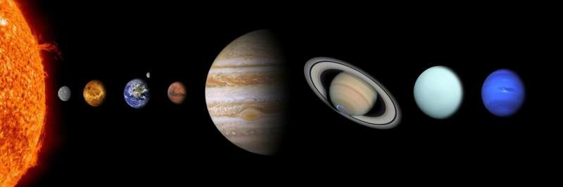 Një planet me madhësinë e Tokës ose Marsit mund të jetë i fshehur pas Neptunit