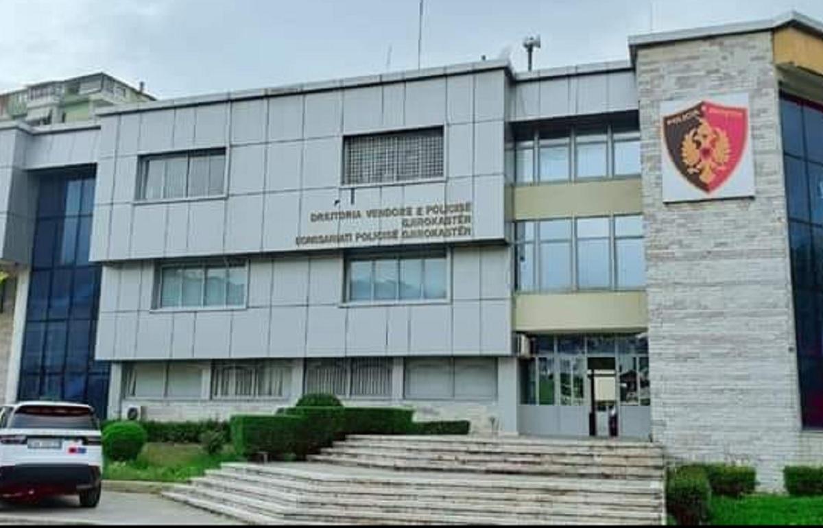 Pezullohet nga detyra shefi i Komisariatit të Gjirokastrës