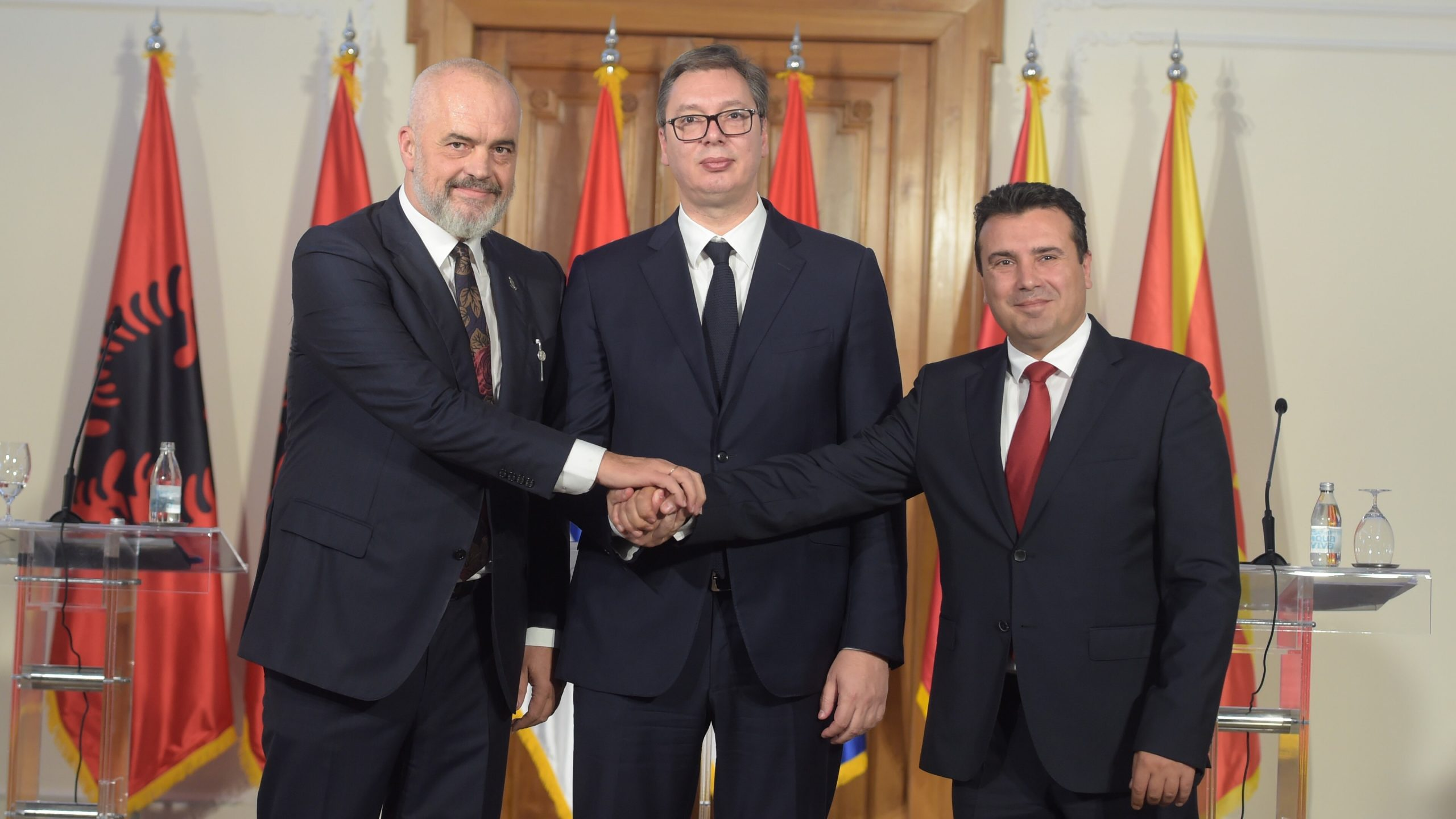 "Finalizohet ""Open Ballkan"", zyrtarizohet marrëveshja Rama-Vuçiç-Zaev"