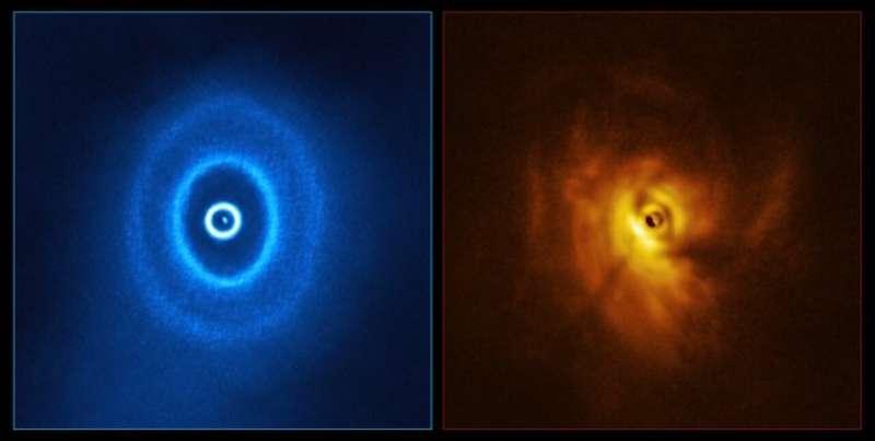 Astronomët mund të kenë zbuluar planetin e parë që ka orbituar 3 yje