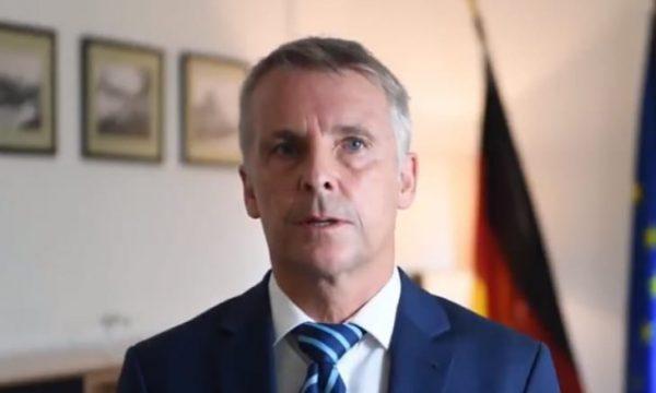 Ambasadori gjerman në Kosovë reagon ashpër ndaj Rakiçit: Krahasimi i sotëm, i papranueshëm