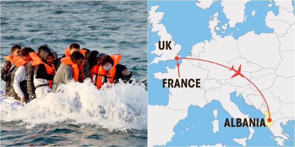 Kamp në Shqipëri për emigrantët e paligjshëm me destinacion Britaninë? Kryeministria: E pavërtetë