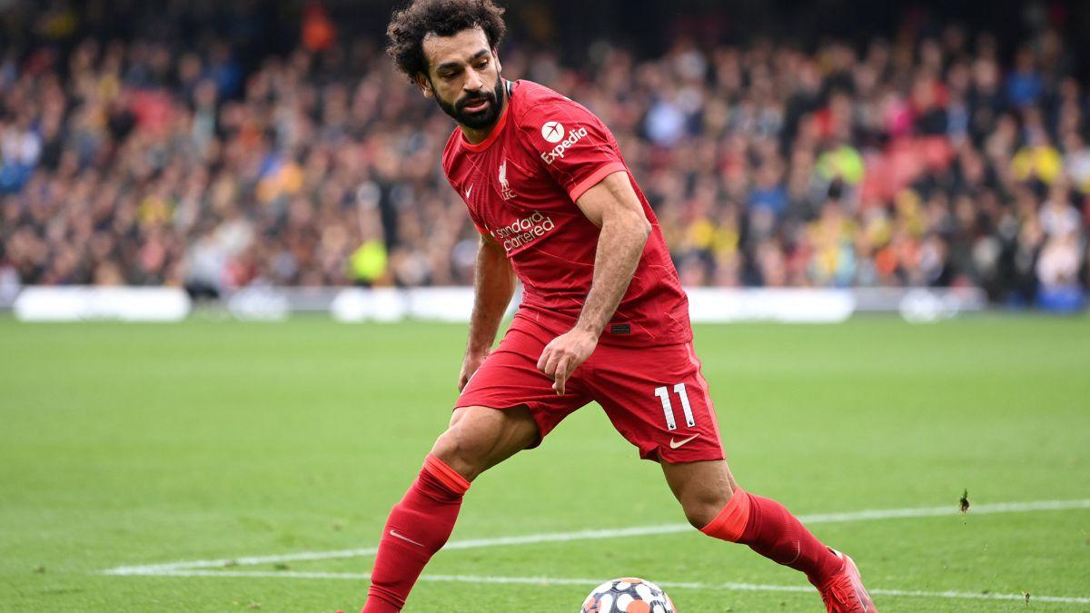 """Salah kërkon një pagë """"faraonike"""" për të rinovuar me Liverpoolin"""