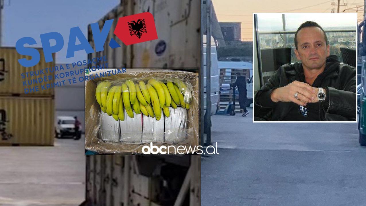 """U kap 6 herë me kokainë, SPAK sekuestron kompaninë """"Alba Exotic Fruit"""""""
