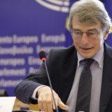 David Sassoli padi ndaj KE-së